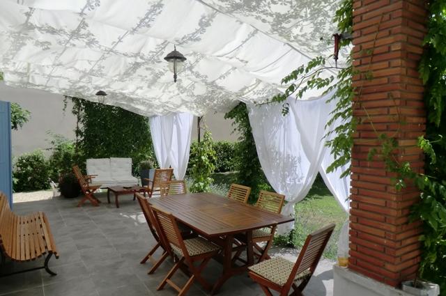 Chambres d 39 hotes en provence luberon piscine la maison - Chambres d hotes aux baux de provence ...